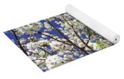 Pear Tree Blossoms In Spring Yoga Mat
