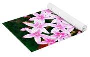 Pelargonium Graveolens II Yoga Mat