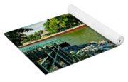 Pentwater Channel Michigan Yoga Mat