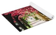 Perfect Time For A Spring Walk Yoga Mat