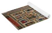 Piccolomini Bibliotheca - Siena Yoga Mat