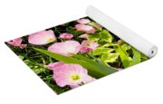 Pink Cosmos Swirl Yoga Mat