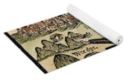 Plague Of London, 1665 Yoga Mat