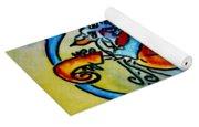 Play A Smokin' Tune Yoga Mat