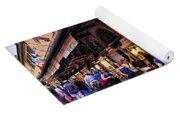 Ponte Vecchio Merchants - Florence Yoga Mat