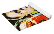 Pop Ditka Yoga Mat