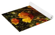 Poppies Will Make Them Sleep Yoga Mat