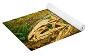 Postosuchus Fossil Yoga Mat