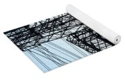 Power Tower Lines Yoga Mat
