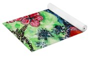 Prickly Pear Cactus Study II Yoga Mat