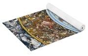 Ptolemaic Universe, 1493 Yoga Mat