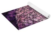 Purple Cockatoo Yoga Mat