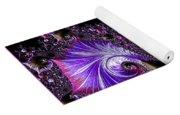 Purple Dream Yoga Mat