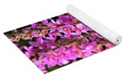 Purple Loosestrife Tall Yoga Mat