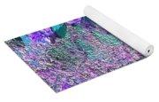 Purple Mountain Strata Yoga Mat