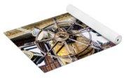 Queen Mary Bridge Yoga Mat