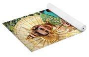 Queen Of Reflections Yoga Mat