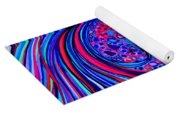 Rainbow Spotted Horse2 Yoga Mat