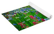 Rainier Wildflower Creek Yoga Mat