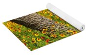 Ranch Wildflowers And Trees 2am-110522 Yoga Mat