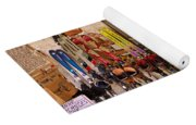 Ready For Sand Skiing Yoga Mat