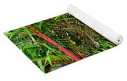 Red Bamboo Yoga Mat