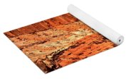 Red Rock Ridges Yoga Mat