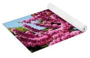 Redbud In Bloom Yoga Mat