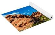 Redstone Picnic Area Yoga Mat