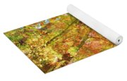 Reflections Of A Colorful Fall 001 Yoga Mat