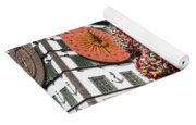 Religious Festival In Azores Yoga Mat