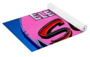 Elephant Super Car Wash Sign Seattle Washington Yoga Mat
