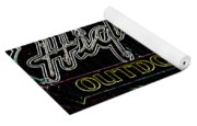 Retro Collection Drive-in Theaters Yoga Mat
