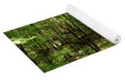 Wooded Path 13 Yoga Mat