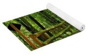 Wooded Path 15 Yoga Mat