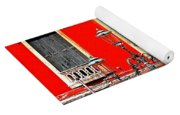 Rialto Red Yoga Mat