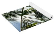 Rice Fields Bali Yoga Mat