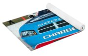 Richard Petty Driving School Nascar  Yoga Mat
