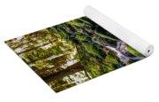Rippling Rainforest Yoga Mat