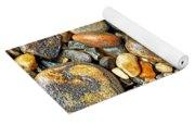 River Rocks 16 In Stereo Yoga Mat