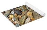 River Rocks 17 In Stereo Yoga Mat