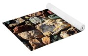 Rock Wall Yoga Mat