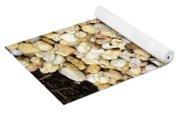 Rocks And Mulch Yoga Mat
