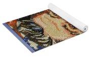 Ronald Wilson Reagan Mosaic Yoga Mat