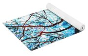 Roots To Branches II Yoga Mat