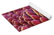 Rose Petal Surface Sem Yoga Mat