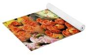 Roses 01 Yoga Mat