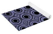 Round In Circles Yoga Mat