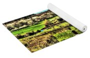 Round The Bend Yoga Mat