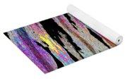 Runnoff Rainbows Yoga Mat